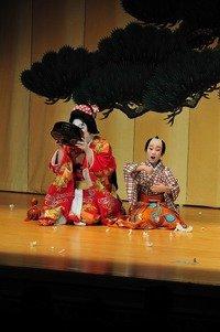 せきのみや子ども歌舞伎